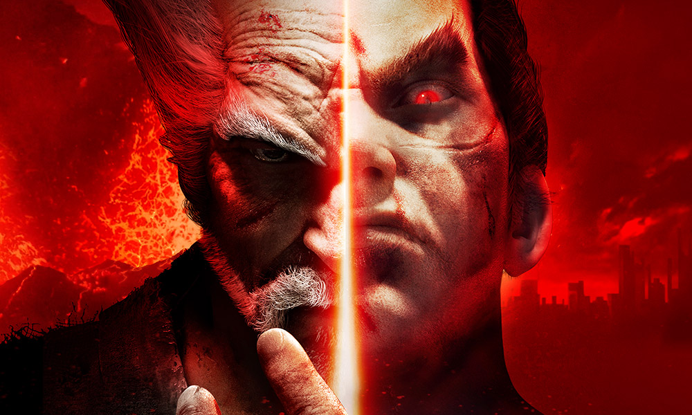 harada says mishima saga will end by death of kazuya or heihachi tekkengamer harada says mishima saga will end by