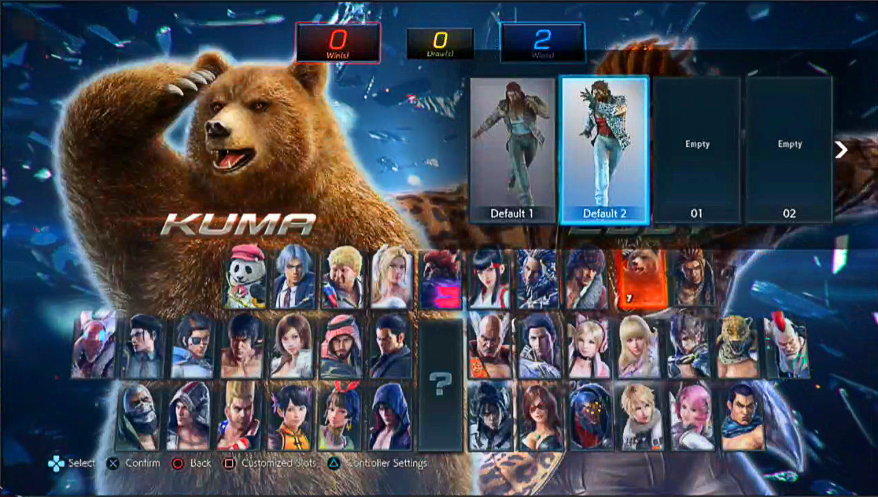 Tekken 7 Now Allows You To Conveniently Set Controller Settings