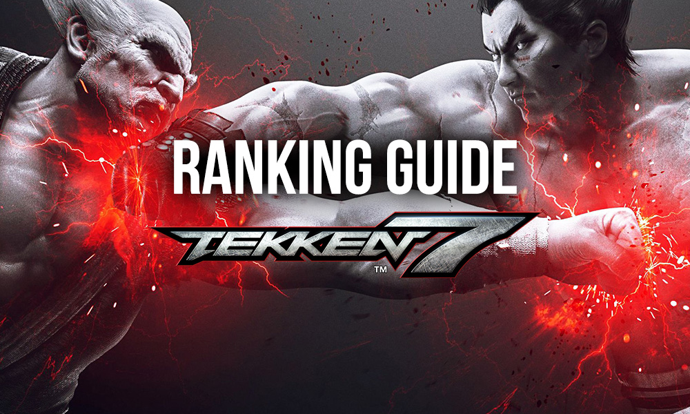 Track Your Character Promotions And Demotions With This Tekken 7
