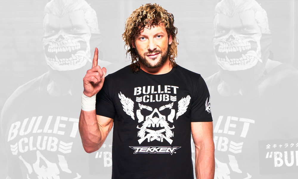Njpw Bullet Club X Tekken T Shirt Available Outside Of Japan May