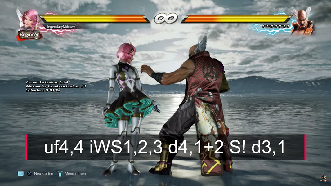 Lab Up With This 30 Video Playlist Of Tekken 7 Combos Includes