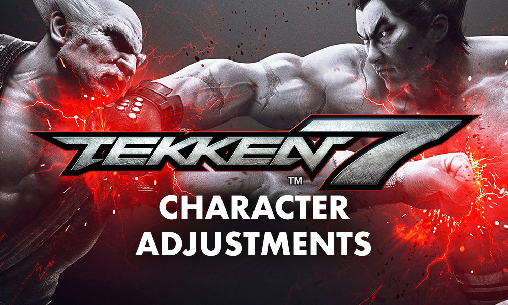 Tekken 7 Version 1 03 Character Adjustments Nina Miguel Lee Kuma Panda Eddy And Eliza Tekkengamer