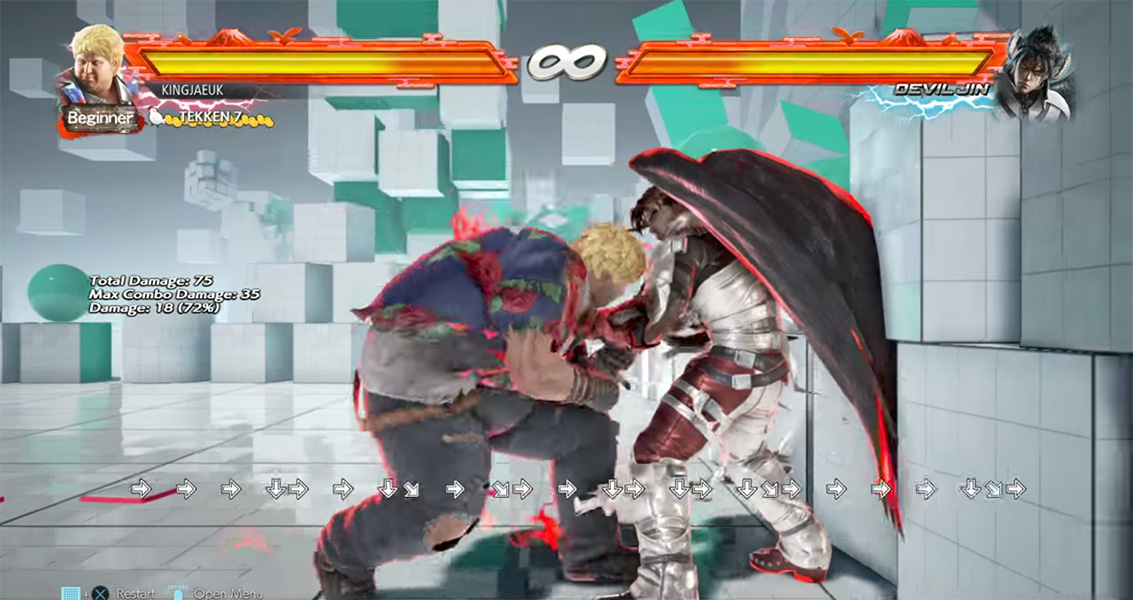 Here S How To Make The Most Out Of Tekken 7 S Practice Mode