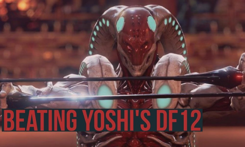 Here S How To Beat Yoshimitsu S Df12 With Every Character In