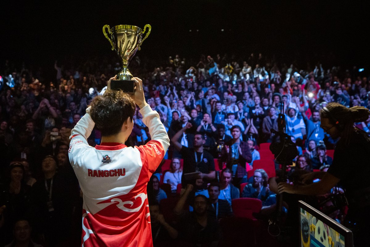 Rangchu And His Low Tier Panda Win Tekken World Tour Finals